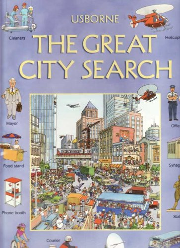9780794506278: The Great City Search (Great Searches)