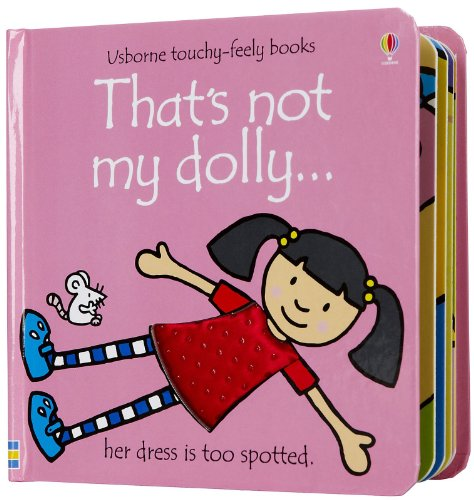 9780794506353: That's Not My Dolly (Usborne Touchy-Feely Books)