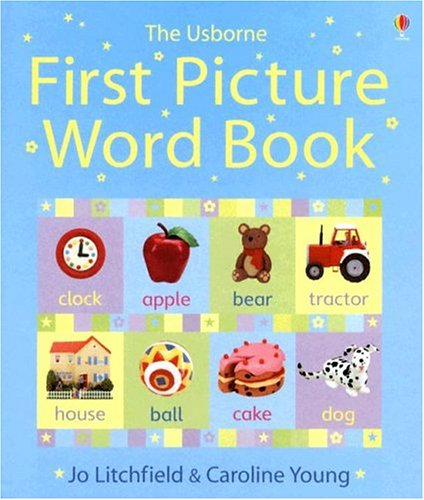 9780794506452: First Picture Word Book