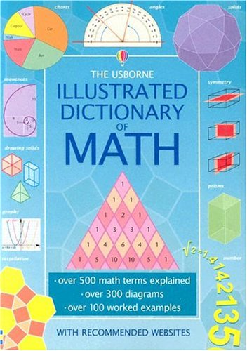 Illustrated Dictionary of Math (Illustrated Dictionaries) 9780794506629 Book by Large, Tori