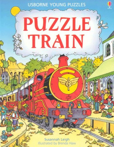 9780794506834: Puzzle Train (Young Puzzles)