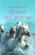 9780794507114: Horses and Ponies (Usborne Beginners)