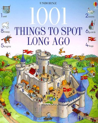9780794507169: 1001 Things to Spot Long Ago