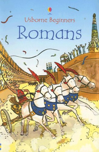 9780794507190: Romans (Usborne Beginners)