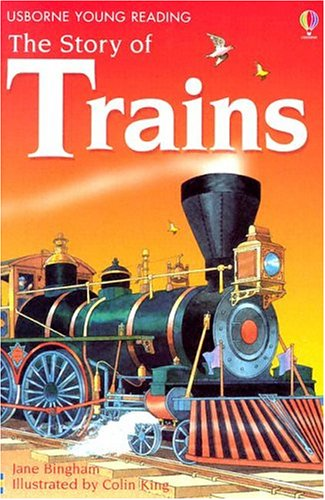 9780794507374: The Story of Trains (Usborne Young Reading)