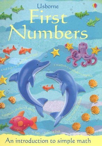 9780794507466: First Numbers (Usborne First Numbers)