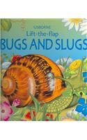 Bugs and Slugs Lift the Flap (Luxury Lift the Flap Learners): Tatchell, Judy