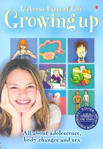 9780794507640: Growing UP: All about adolescence, body changes and sex