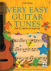 9780794507763: Very Easy Guitar Tunes