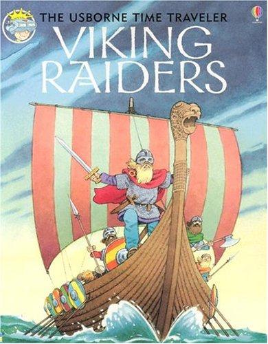 9780794507923: Viking Raiders (Time Traveler)