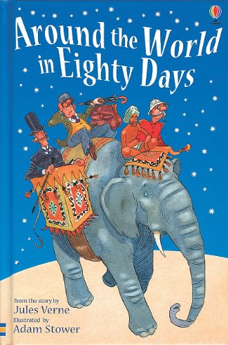 9780794508265: Around The World In Eighty Days (Young Reading Gift Books)