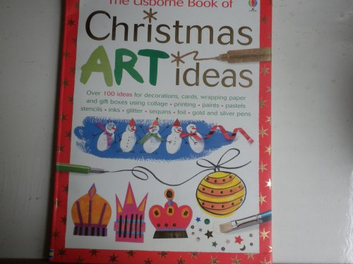 9780794508333: Christmas Art Ideas (Usborne Art Ideas)