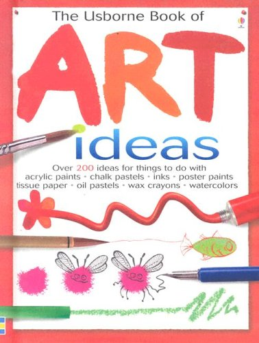 9780794508425: Mini Art Ideas (Usborne Art Ideas)