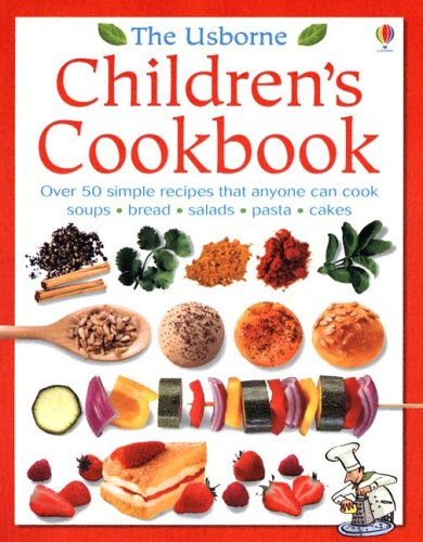 9780794508548: The Usborne Children's Cookbook (Children's Cooking)
