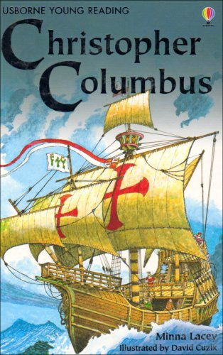 Christopher Columbus (Usborne Famous Lives Gift Books): Lacey, Minna