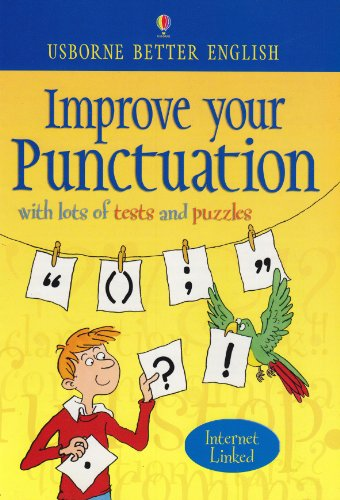 9780794508791: Improve Your Punctuation (Better English)