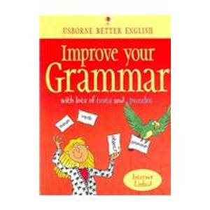 9780794508807: Improve Your Grammar (Better English)