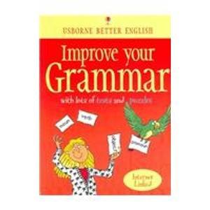 9780794508807: Improve Your Grammar (Better English)