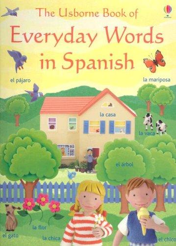 9780794508814: Everyday Words In Spanish
