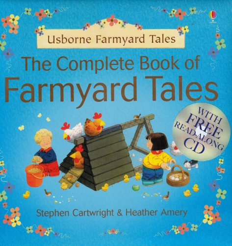 9780794509026: The Complete Book of Farmyard Tales (Usbourne Farmyard Tales)