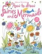 9780794509194: How to Draw Fairies and Mermaids (Usborne Activities)