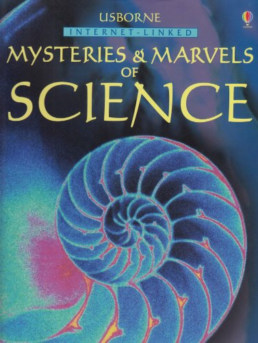 9780794509224: Usborne Mysteries & Marvels of Science: Internet-Linked