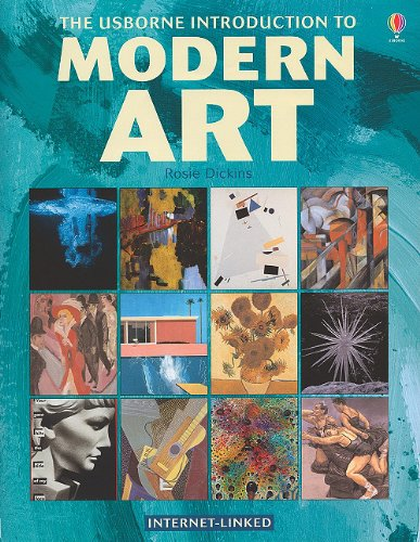 9780794509231: The Usborne Introduction to Modern Art: Internet Linked (Introduction to Art)