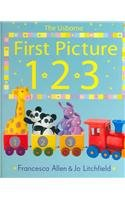 9780794509392: First Picture 123 (First Picture Board Books)