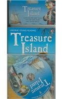 9780794509491: Treasure Island CD Pack (Young Reading CD Packs)