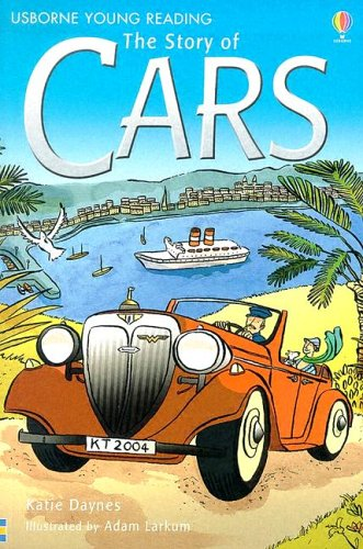 9780794509996: The Story of Cars (Young Reading Series)
