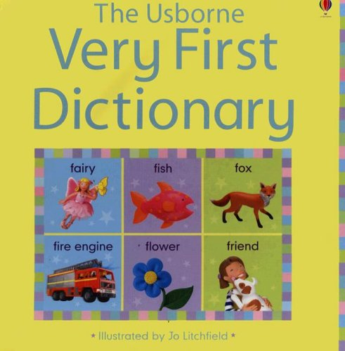9780794510022: Very First Dictionary