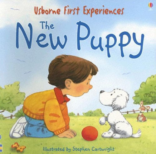 9780794510107: Usborne First Experiences The New Puppy