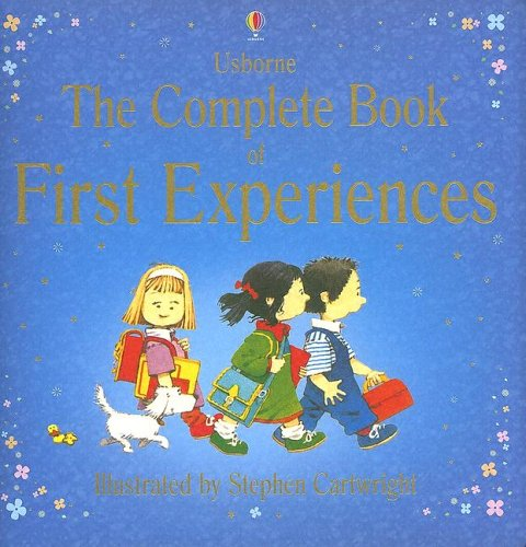 9780794510121: The Complete Book of First Experiences