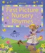 9780794510145: First Picture Nursery Rhymes