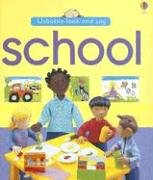 School (Usborne Look and Say): Jo Litchfield, Francesca