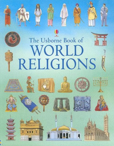 9780794510275: The Usborne Book of World Religions (World Cultures)
