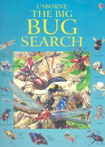 9780794510459: Big Bug Search (Great Searches)