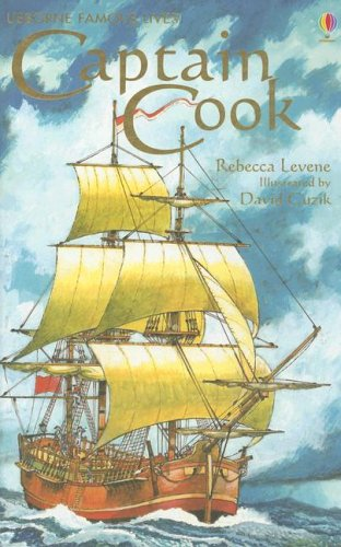9780794510510: Captain Cook (Famous Lives Gift Books)