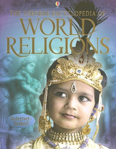 9780794510596: The Usborne Encyclopedia of World Religions: Internet-Linked (World Cultures)