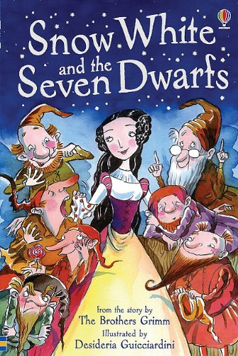 9780794510725: Snow White and the Seven Dwarfs (Young Reading Gift Books)