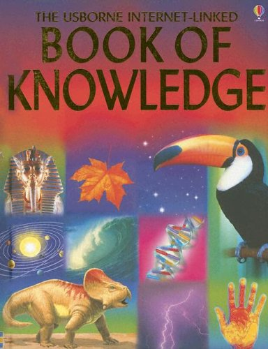 9780794510800: The Usborne Internet-Linked Book of Knowledge
