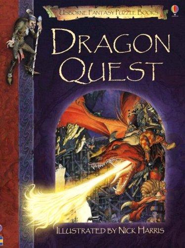 9780794510985: Dragon Quest (Fantasy Adventures)