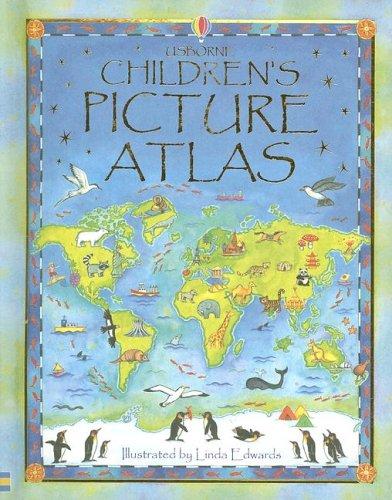 9780794511128: Mini Children's Picture Atlas (Miniature Editions)