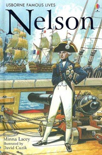 9780794511210: Nelson (Usborne Famous Lives Gift Books)