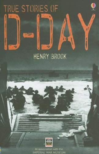 9780794511616: True Stories of D-day (True Adventure Stories)