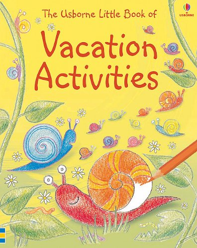 Little Book of Vacation Activities (Miniature Editions): Gibson, Ray