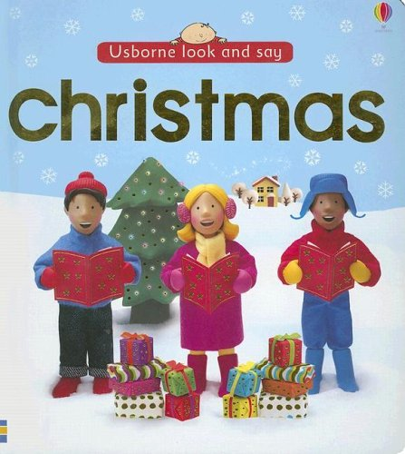 9780794511739: Christmas: Look And Say (Look And Say Board Books)
