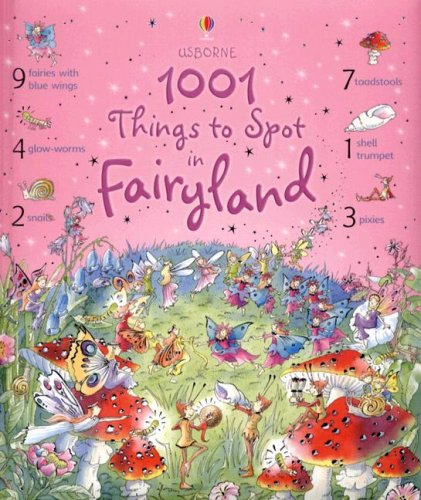 1001 Things to Spot in Fairyland: Doherty, Gillian