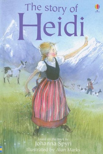 9780794512378: The Story of Heidi (Usborne Young Reading Gift Books)