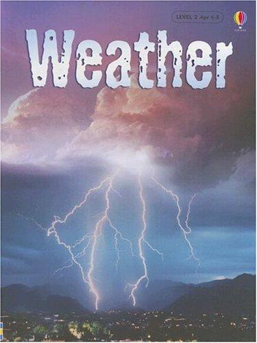 Weather (Usbourne Beginners, Level 2): Illustrator-Kuo Kang Chen; Illustrator-Tim Haggerty